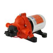 SEAFLO 33-Series Water Pressure Diaphragm Pump - 12V DC, 2.8 GPM, 45 PSI for RV/Boat/Marine