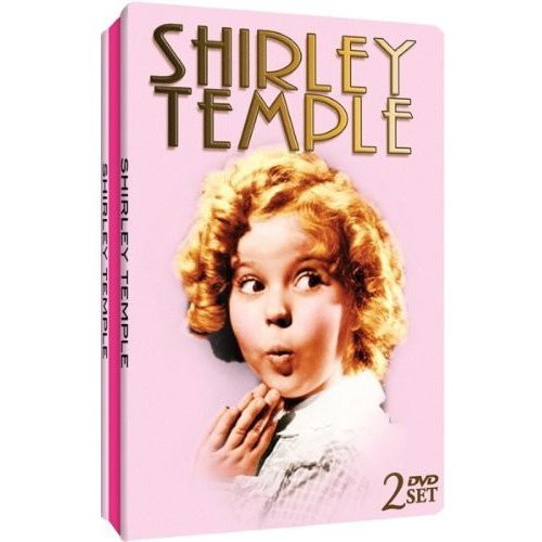 Shirley Temple (Collectible Tin Packaging)