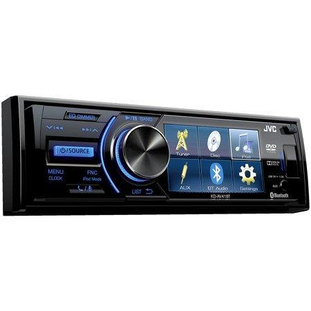 JVC KD-AV41BT Refurbished DVD receiver (Creative Receiver)