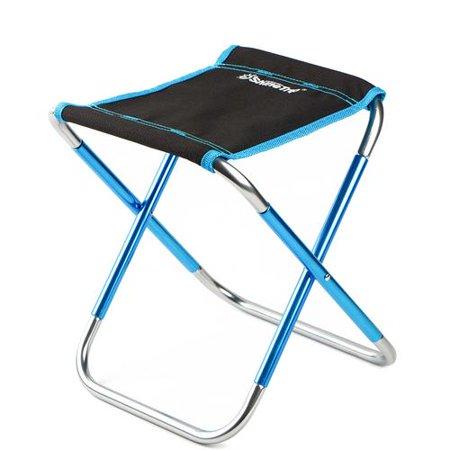 Cottcuboaba Portable Outdoor Folding Chair, Aluminum Fishing chair Travel  Beach Chair