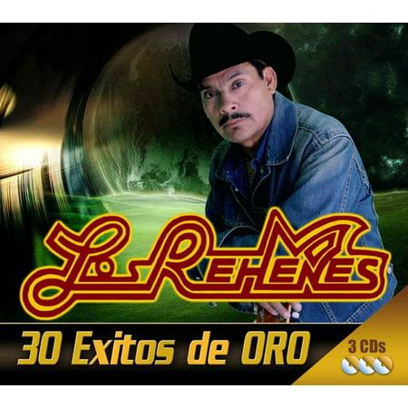 Los Rehenes - 30 Exitos De Oro (CD) (Los Tigres Del Norte Jaula De Oro)