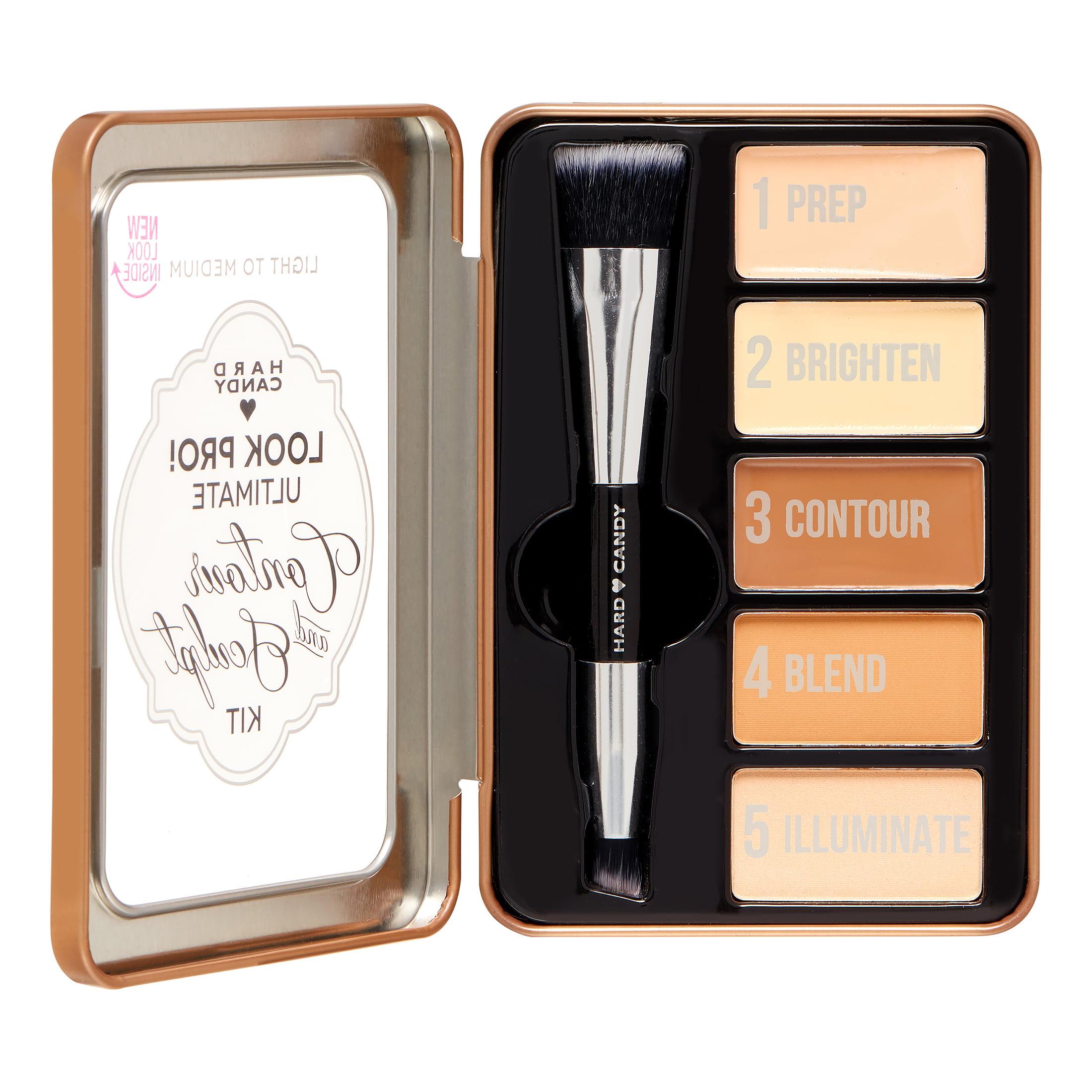 Hard Candy Look Pro! Ultimate Kit, 1099 Light-Med, 0.33 oz