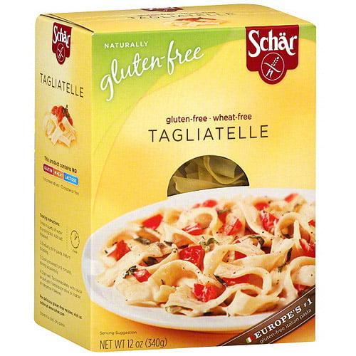 Schar Tagliatelle Pasta, 12 oz (Pack of 10)