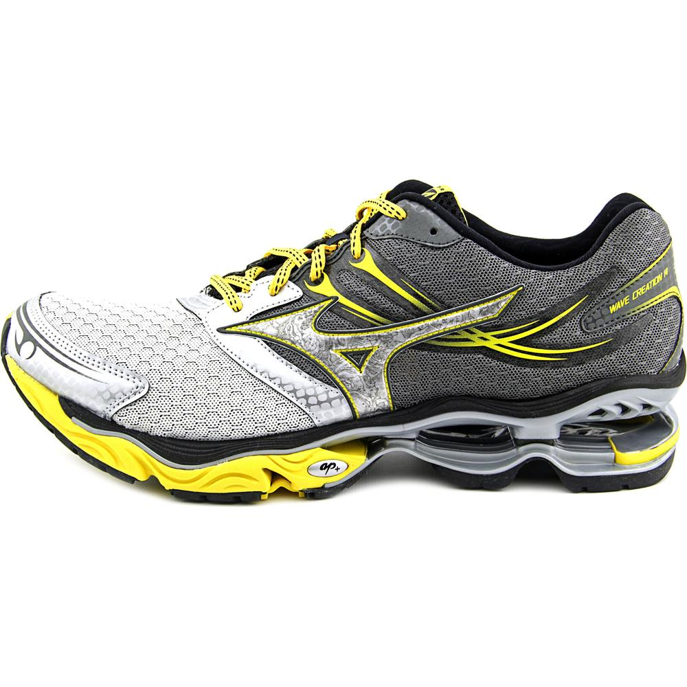 Mizuno Wave Creation 14   Round Toe Synthetic  Running Shoe