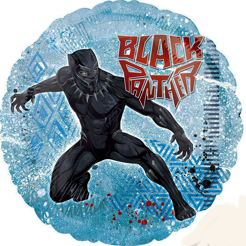 "Black Panther Foil Balloon 18"" ( Each )"