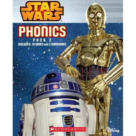 Star Wars Coin Set (Star Wars Phonics Boxed Set #2 (Star)