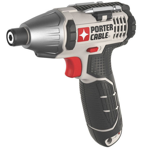 Porter-Cable PCC842L 8V MAX Cordless Lithium-Ion 1/4 in. Impact Screwdriver
