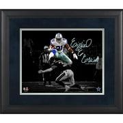 "Ezekiel Elliott Dallas Cowboys Framed 11"" x 14"" Spotlight Photograph - Facsimile Signature"