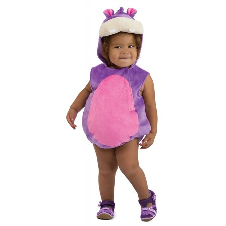 Hailey the Hippo Baby Infant Costume - Baby 18-24 for $<!---->