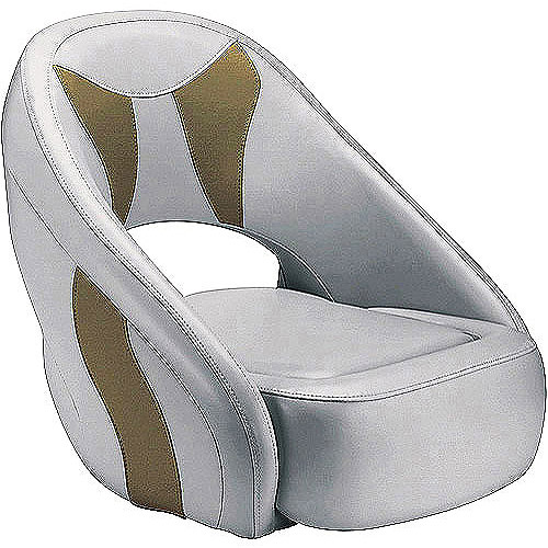 Attwood Avenir SAS Sport Full Upholstered Seats - Base Color Gray