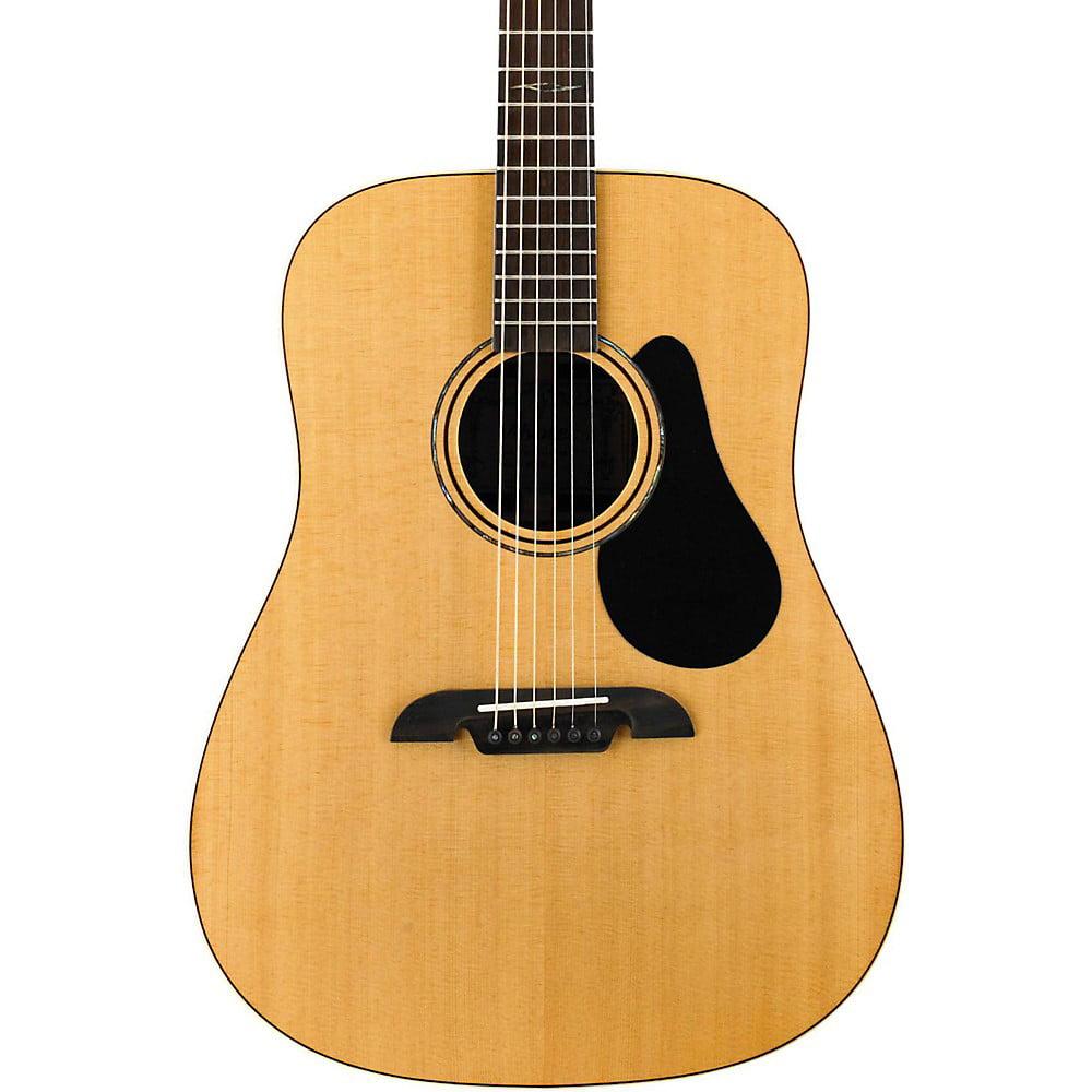 Alvarez Masterworks Series MD70 Dreadnought Acoustic Guitar Natural by Alvarez