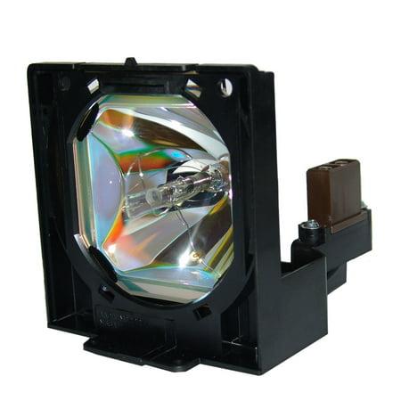 Lampe de rechange Ushio originale avec bo�tier pour Projecteur Eiki LC-SVGA870U - image 5 de 5