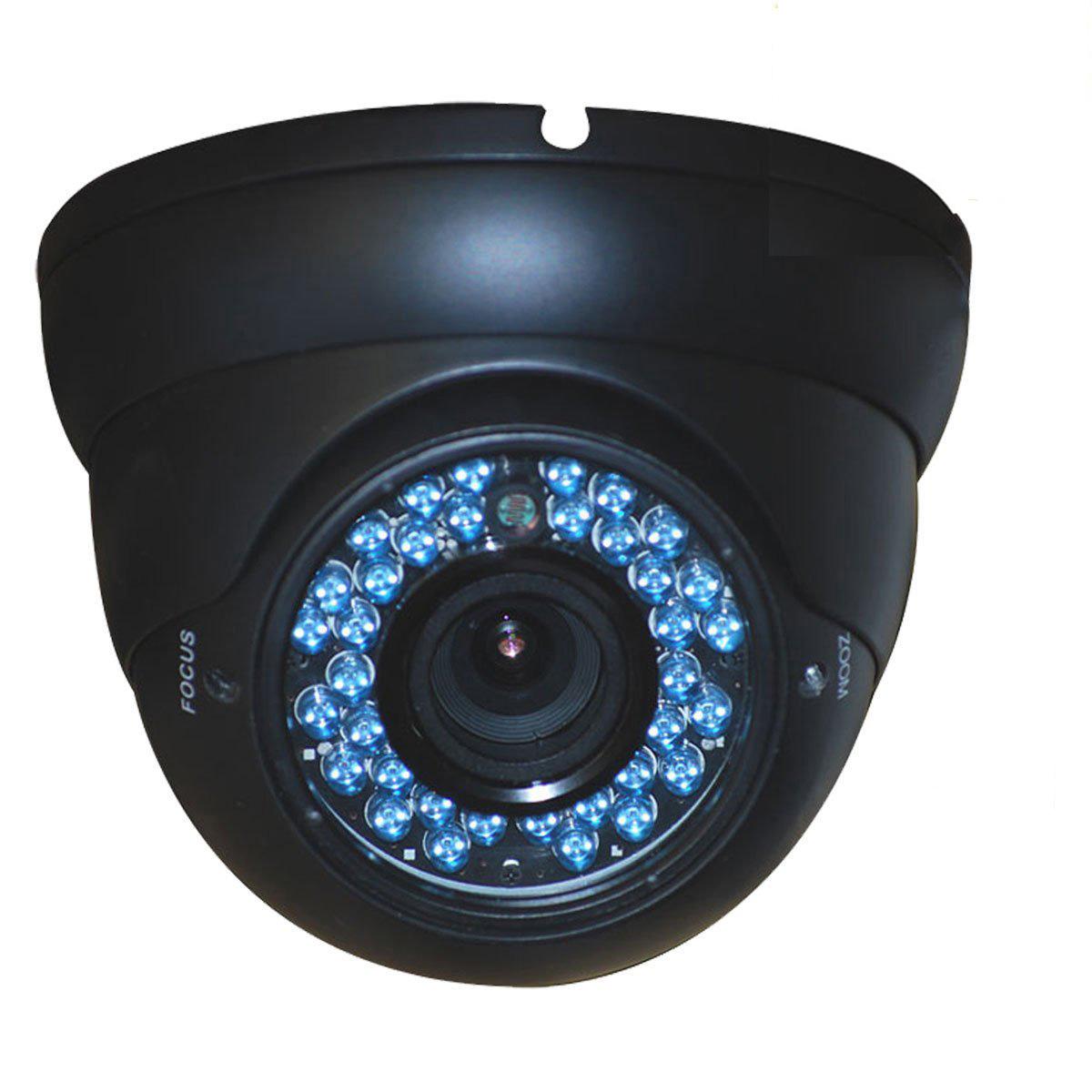 VideoSecu Outdoor CCD 4 - 9mm Varifocal Lens IR Day Night Vision Security