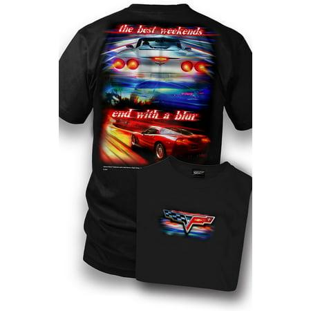 Corvette Shirt - Corvette C6 - Best Weekends