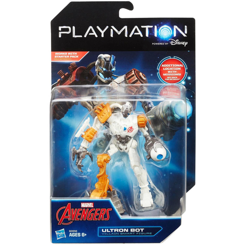 Playmation Marvel Avengers Ultron Bot Smart Figure:</