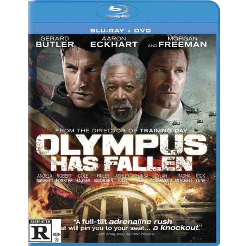 Olympus Has Fallen (Blu-ray   DVD) (With INSTAWATCH) (Widescreen)