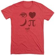 Moon Pie Eye Pie Mens Tri-Blend Short Sleeve Shirt