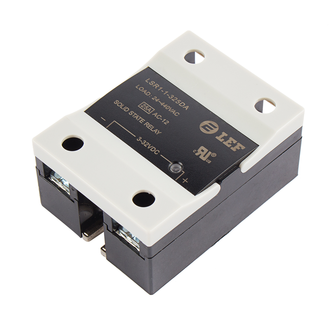 PID Thermostat Temperature Controller + Solid State Relay SSR-25 DA + Heat Sink