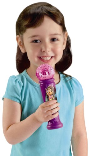 Fisher Price Dora The Explorer Singing Star Microphone by FISHER PRICE
