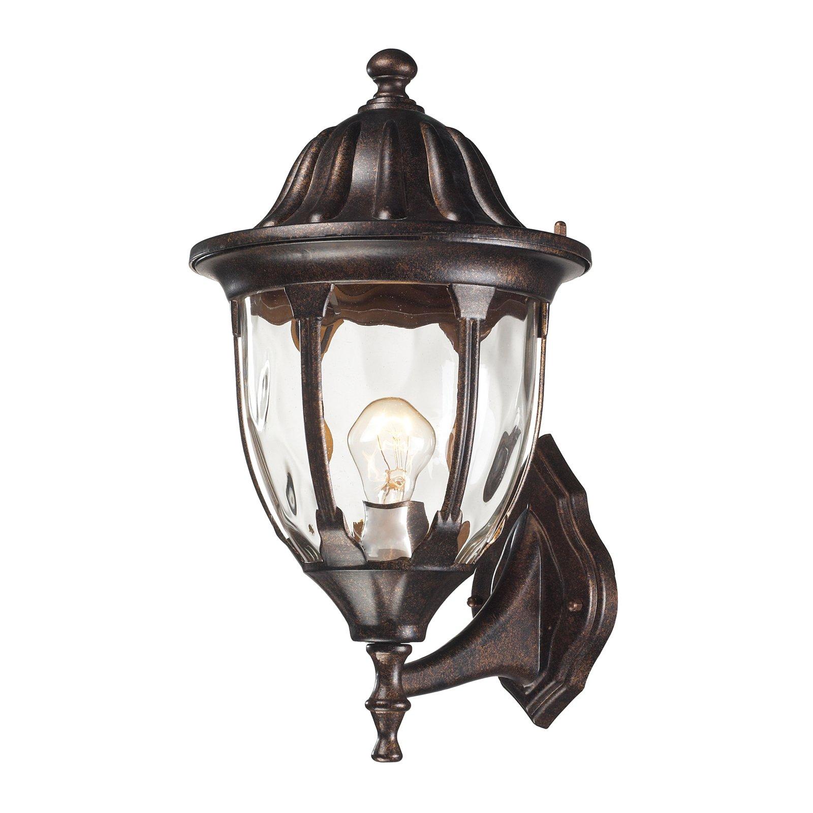 ELK Lighting Glendale 45001/1 1-Light Outdoor Wall Sconce