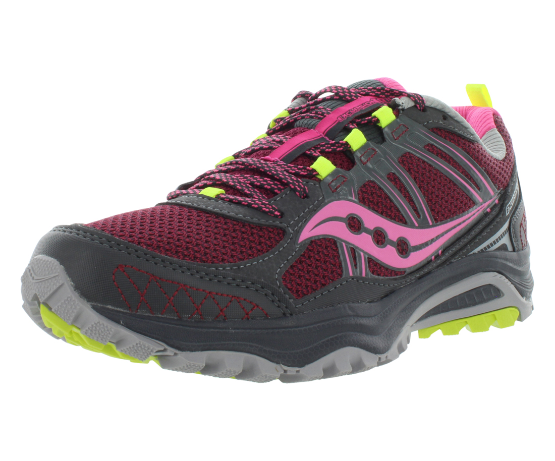Saucony Grid Escursion Tr10 Running Women's Shoes Size by