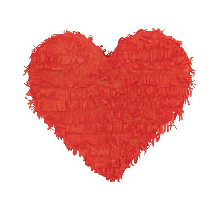 Pinata For Sale (Lutema Red Heart Pinata Perfect for Valentines Day or Love Theme)