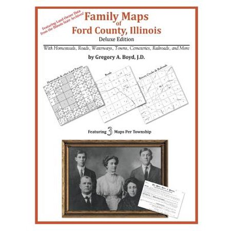 Family Maps of Ford County,