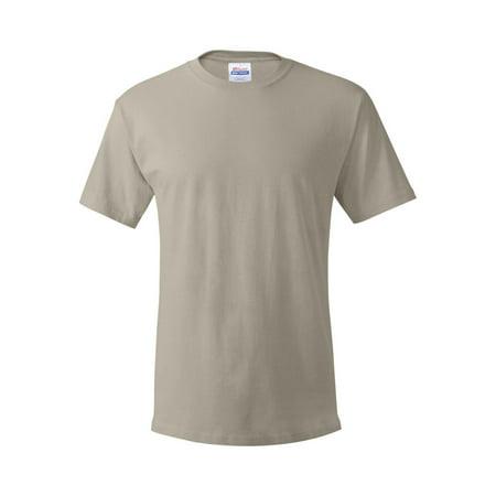 Hanes T-Shirts ComfortSoft T-Shirt 5280 Light Sapphire Pale