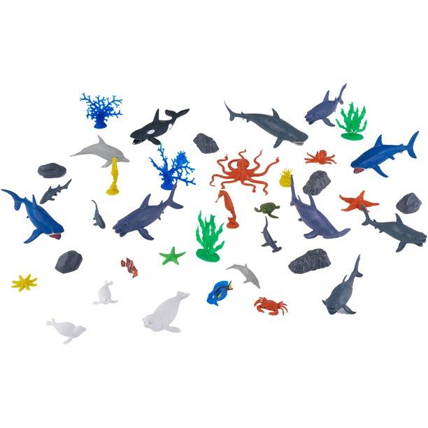 sea creatures origami   612x612