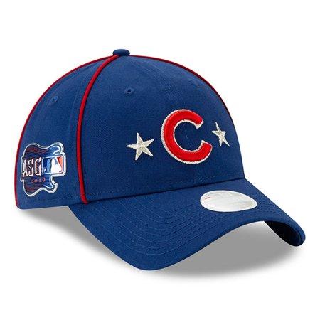 Chicago Cubs New Era Women's 2019 MLB All-Star Game 9TWENTY Adjustable Hat - Royal -
