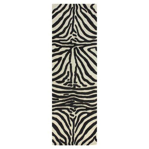 Bashian Marissa Animal-print Tufted Wool Area Rug (4' X 6...