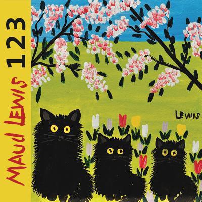 Maud Lewis 1 2 3 (Board Book) (Maud Bows)