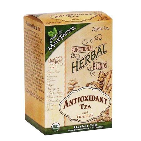 Organic Antioxidant with Turmeric 20 BAG - Beautymate Herb Tea