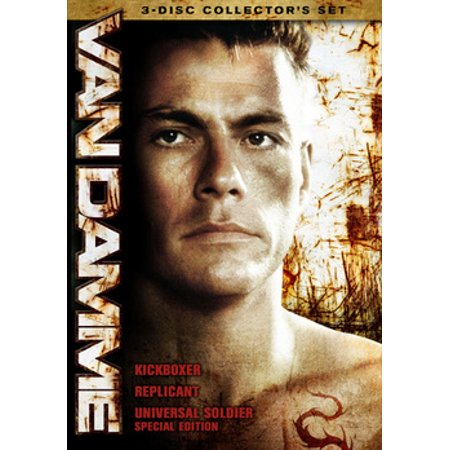 Van Damme Collector's Set (DVD)