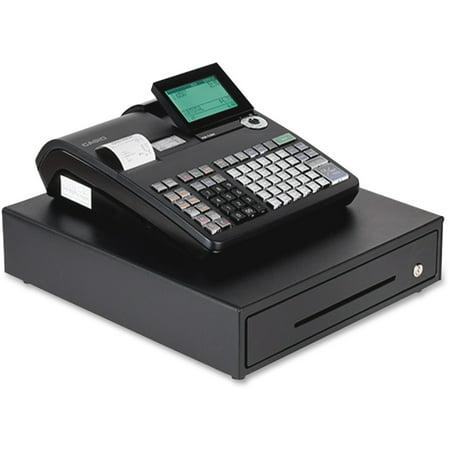 Casio Two Sheet Thermal Printer Cash Register Model Pcr T2300