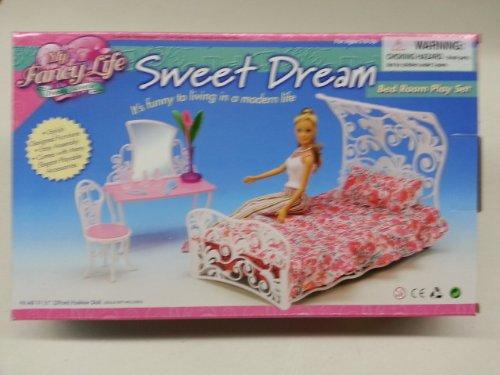 barbie size dollhouse furniture set. Barbie Size Dollhouse Furniture Set A