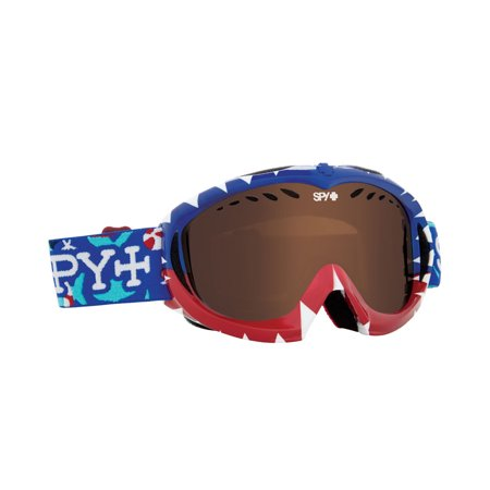 Spy Optic 310775654069 Targa Snow Ski Goggles Mini Party Sharks Bronze (Mini Sharks For Sale)