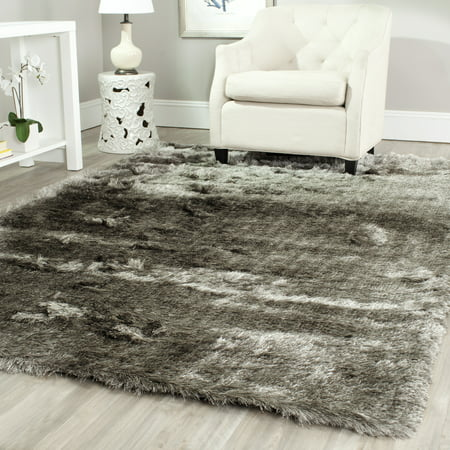 - Safavieh Paris Darwin Plush Shag Area Rug or Runner