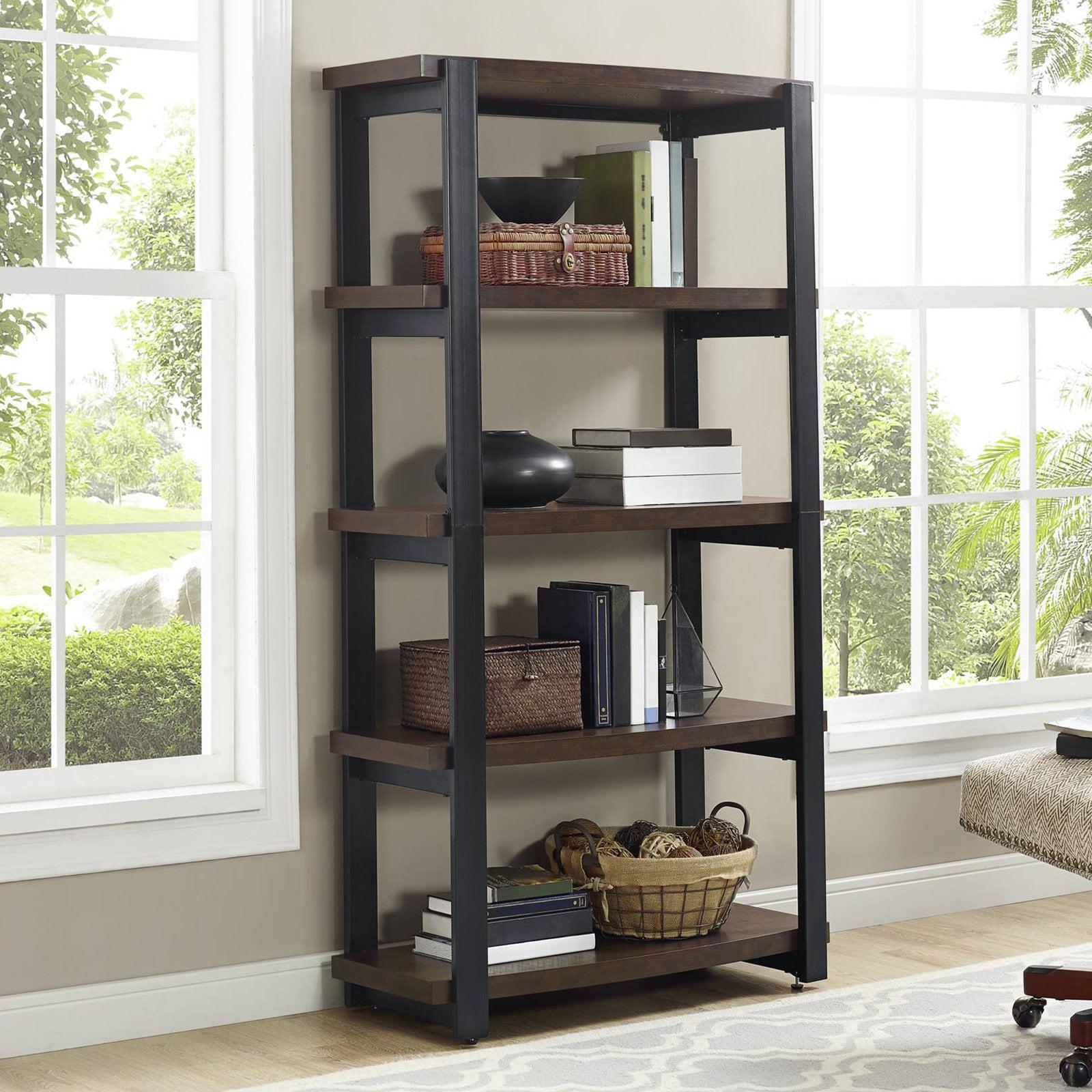 Ameriwood Castling Bookcase, Espresso by Ameriwood Home