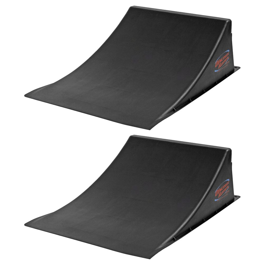 2-Pack Skateboard & BMX Freestyle Ramp-to-Ramp Launch Bundle