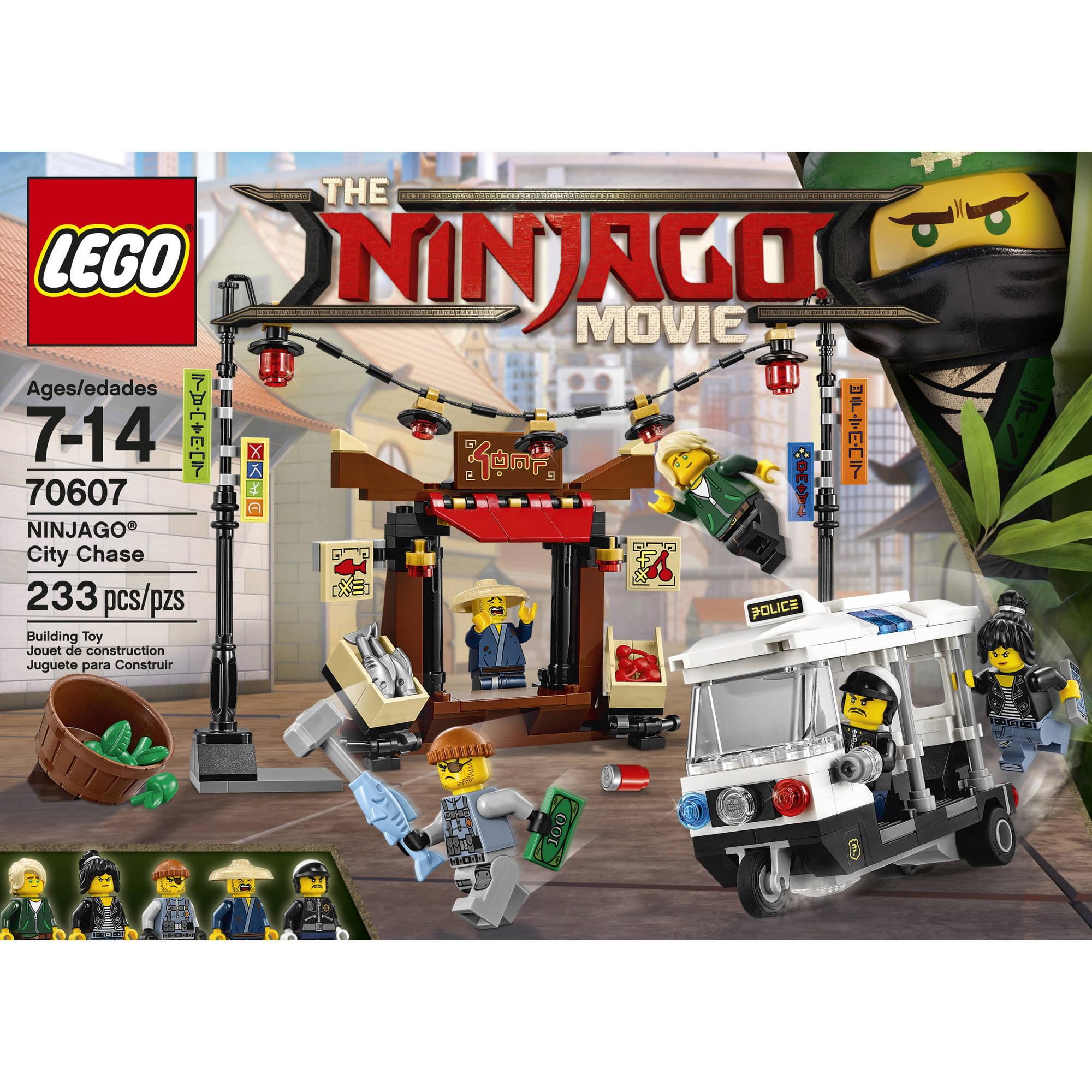lego ninjago ninjago city chase 70607 walmartcom - Legocom Ninjago