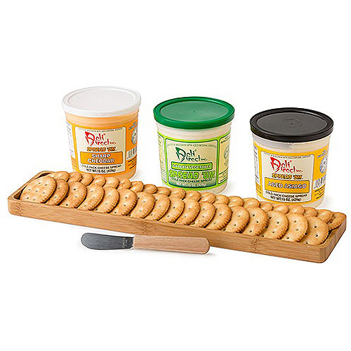 Deli Direct Cheese Lovers Gift Pack