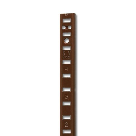 Kv Standards Brackets (Shelf Standards, Walnut 36