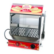 Paragon The Dog Hut Hotdog Sausage Steamer (Non-US 220V 50Hz) 8220