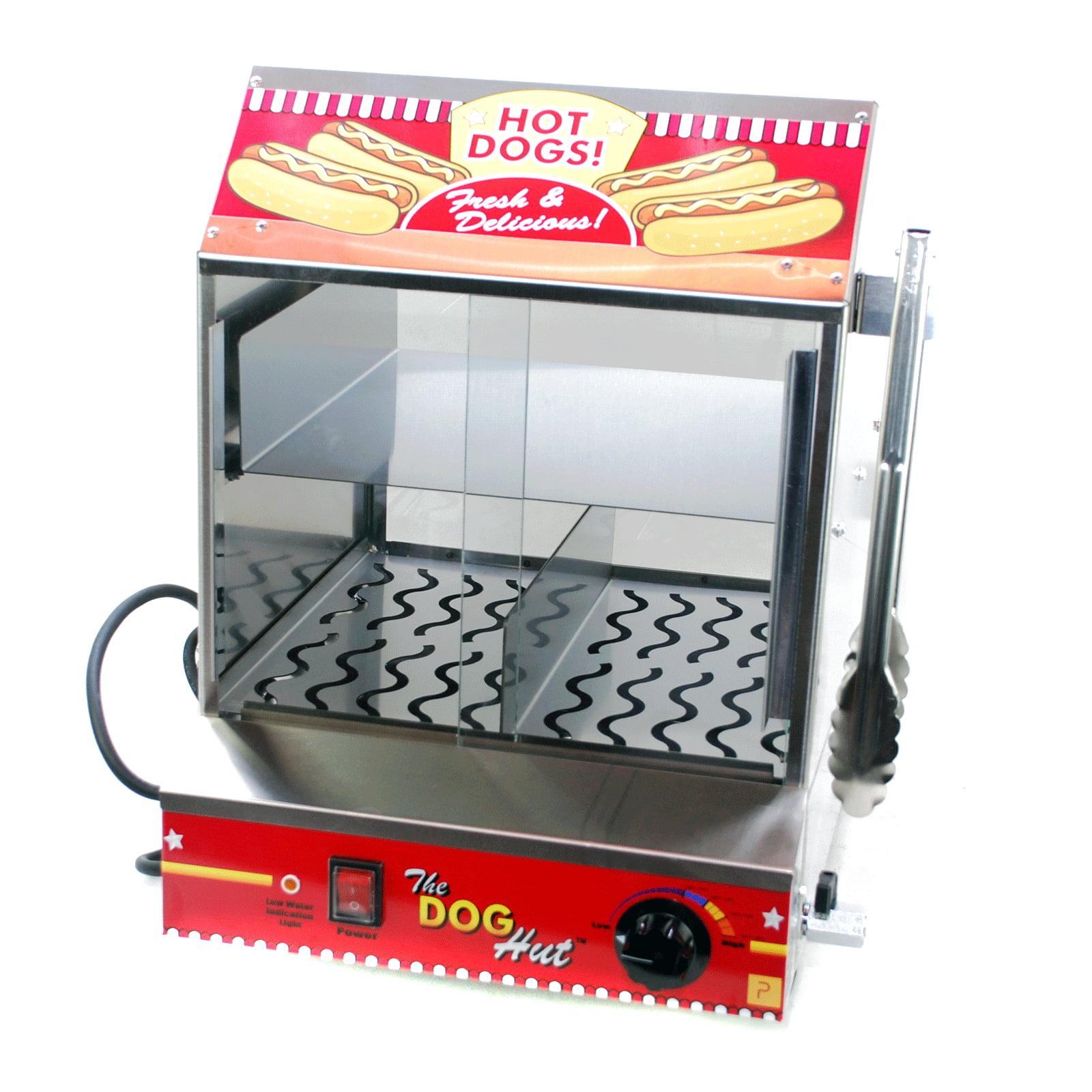 Paragon The Dog Hut Hotdog Sausage Steamer (Non-US 220V 50Hz) 8220