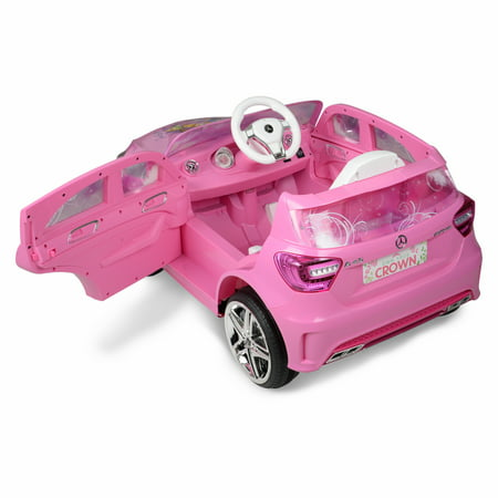 Best Disney Mercedes 6-Volt Ride-On deal