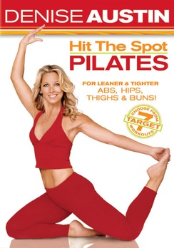Denise Austin: Hit the Spot Pilates (DVD) by Lions Gate Home Entertainment