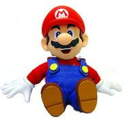 Super Mario Mario Plush [Vinyl Hands, Head & Feet]