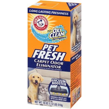 Arm Pet Fresh Carpet Odor Eliminator 18oz Best Carpet
