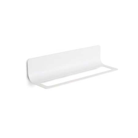 (WS Bath Collections Curva Wall Shelf)